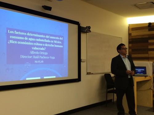 Seminario Presentación de Tesis MAPP #MAPP1416