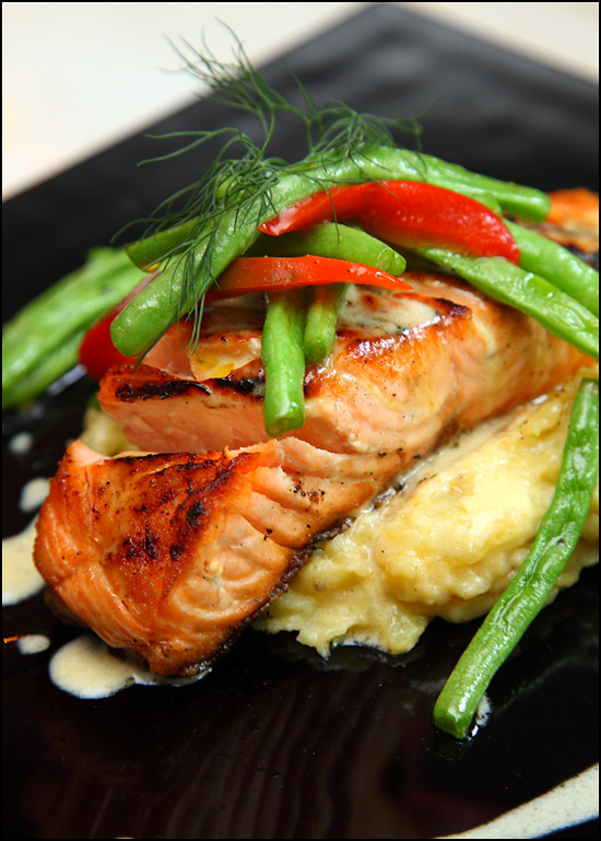Top Hat pan-fried-salmon
