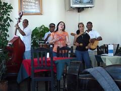 Havana, house band at Café Prado 12