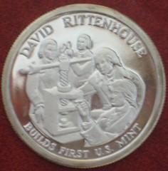 Schulman Rittenhoue medal
