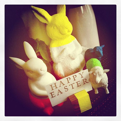 Happy Easter Instagram