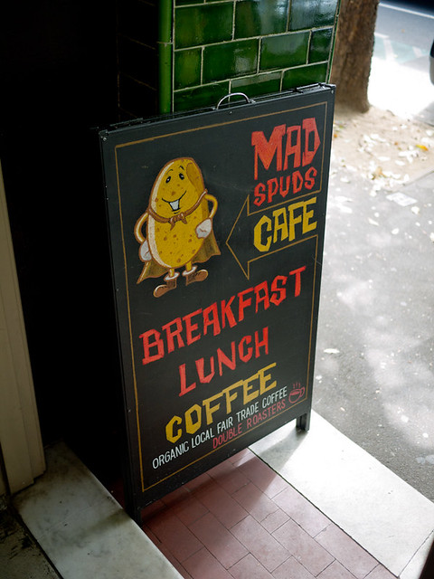 Mad Spuds Cafe, Surry Hills