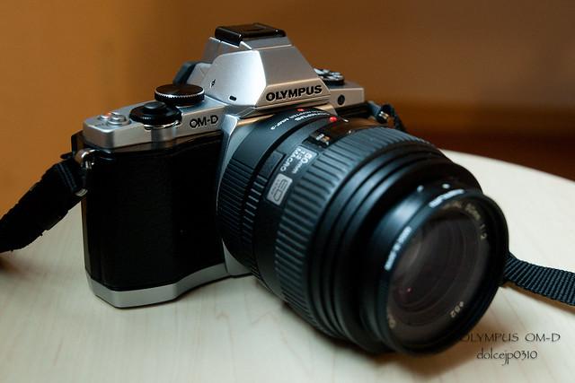 OLYMPUS OM-D + MMF-3 + ZD50mm F2.0 Macro