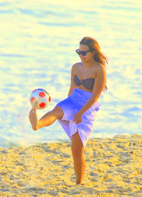Photo Demi Lovato in bikini