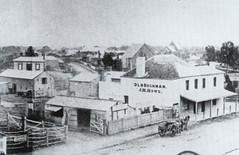 Bushman Hotel  c1870