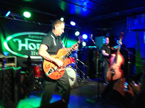 Reverend Horton Heat at Ritual