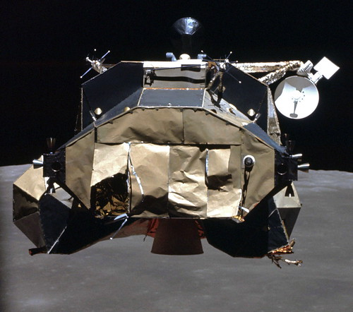 Apollo 16 Orion Ascent Stage