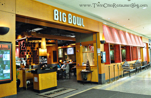 Big Bowl ~ Roseville, MN