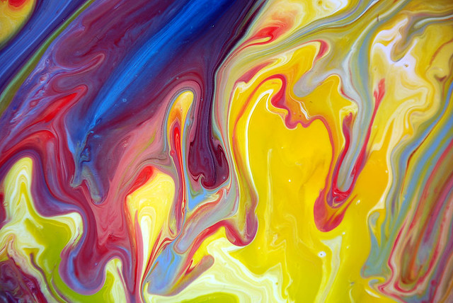 Fluid acrylic painting flickr photo sharing for How to make fluid acrylic paint