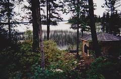 Ravine at Rocky Lake