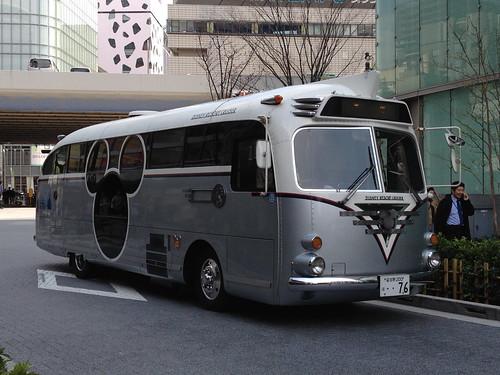 Disneyland Micky Bus