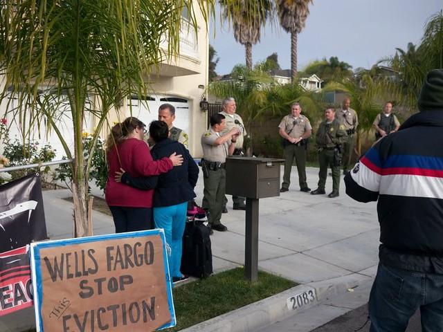 OLB Rachel's home sheriffs