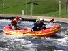 Thrill Seekers. National Water Sports Centre. April 2012