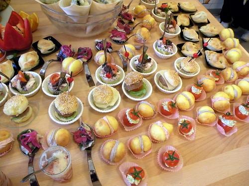 Finger food e antipasti veloci per le feste