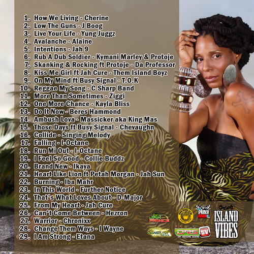 Cooyah Island Vibes Mix CD 3