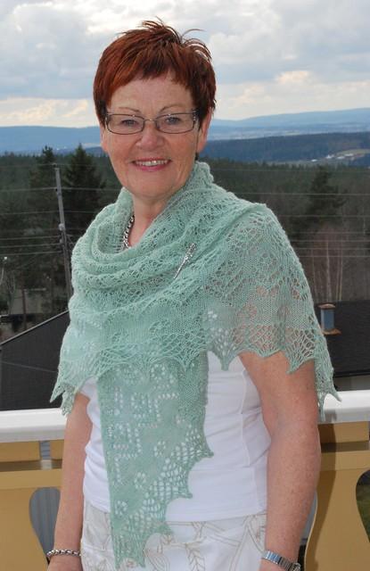 Elizabeth shawl