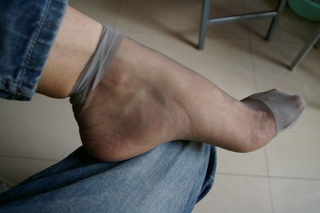 Nylon Foot Pictures 67