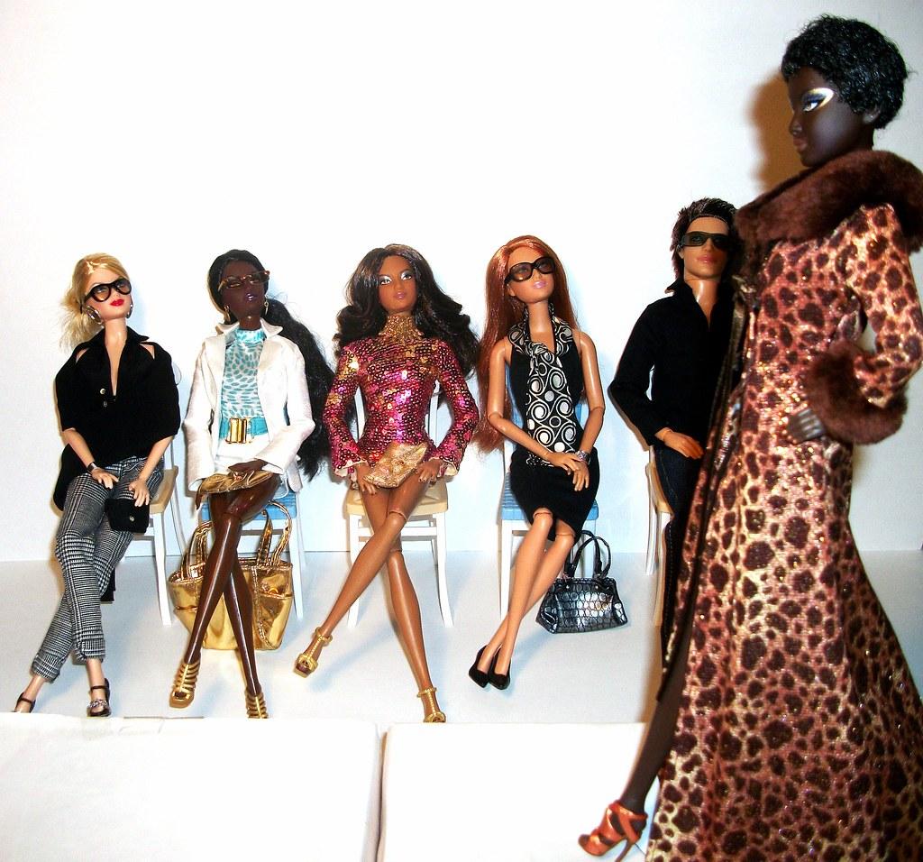 Barbie Fashion Show Game