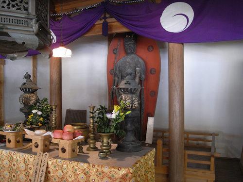 笠山荒神社「竹林寺」@桜井市笠-05