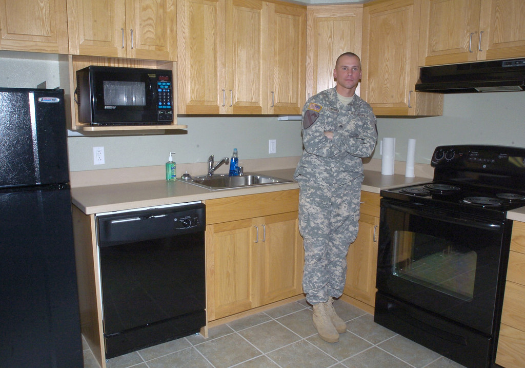 Army single soldier living