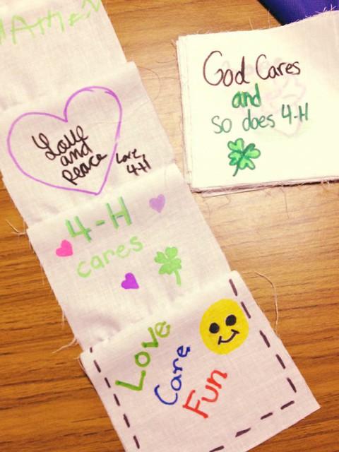 kids quilt strips