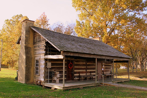 Davy Crockett's Last House and Museum
