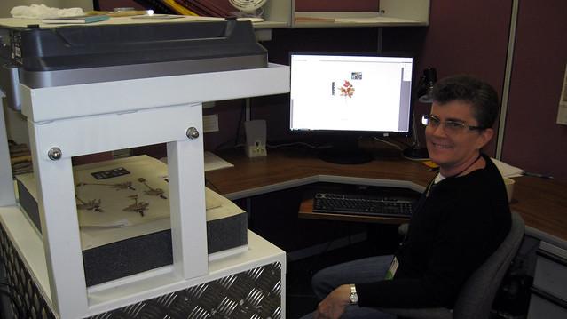BBB's Herbarium scanner