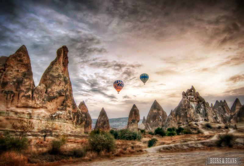 Hot Air Balloon Ride in Cappadocia, Turkey with Royal Balloon