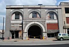Morrissey Parking Garage