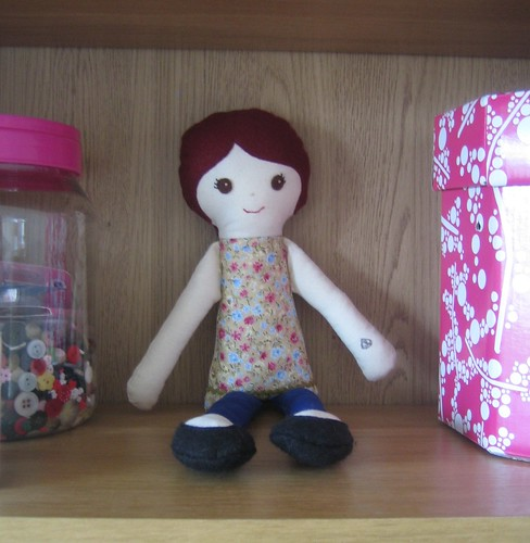 Mollie Makes Mollie Doll (1) by Gemma_Day