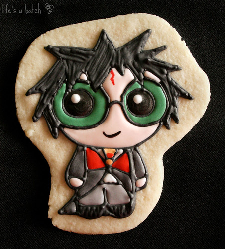 Harry Potter Potterpuff Cookie.