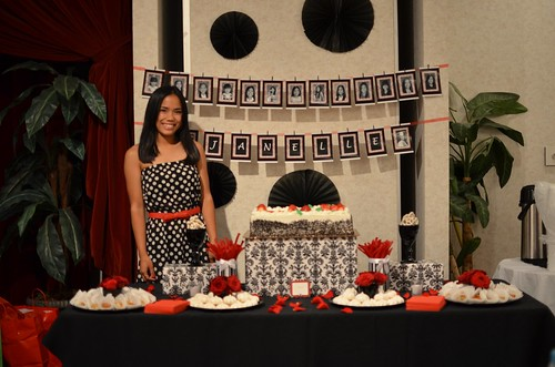 Black White And Red Party A Happy Mommy 39 S Weblog