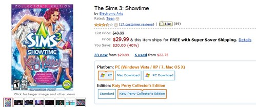 Showtime Amazon
