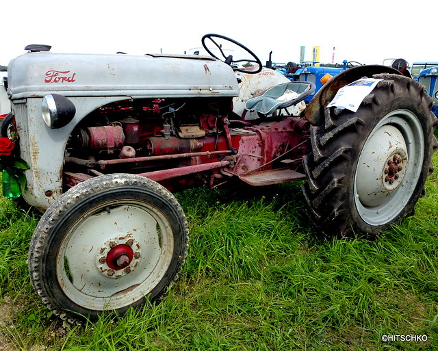 1946 8n Ford Tractor : Ford n ps flickr photo sharing