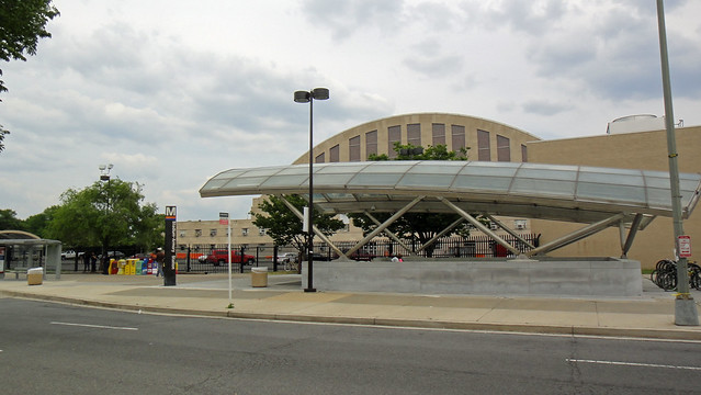 RFK Stadium & DC Armory
