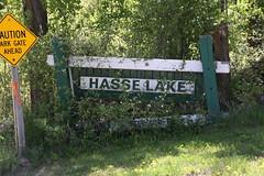 Hasse Lake