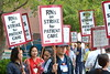 Sutter RNs Strike to Stop Cuts That Would Harm Patient Care
