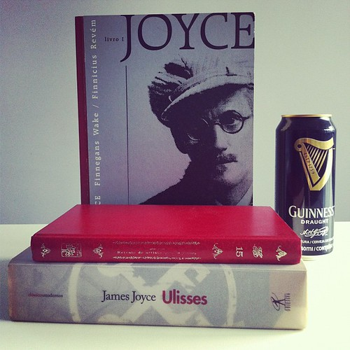 Kit básico para o Bloomsday