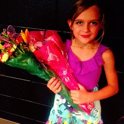 Karli did such a great job at her dance recital!! So proud ;)