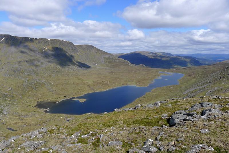 Loch a' Bhealach Beithe