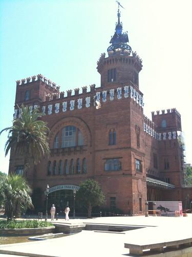 The Hivernacle, Parque de Ciutadella