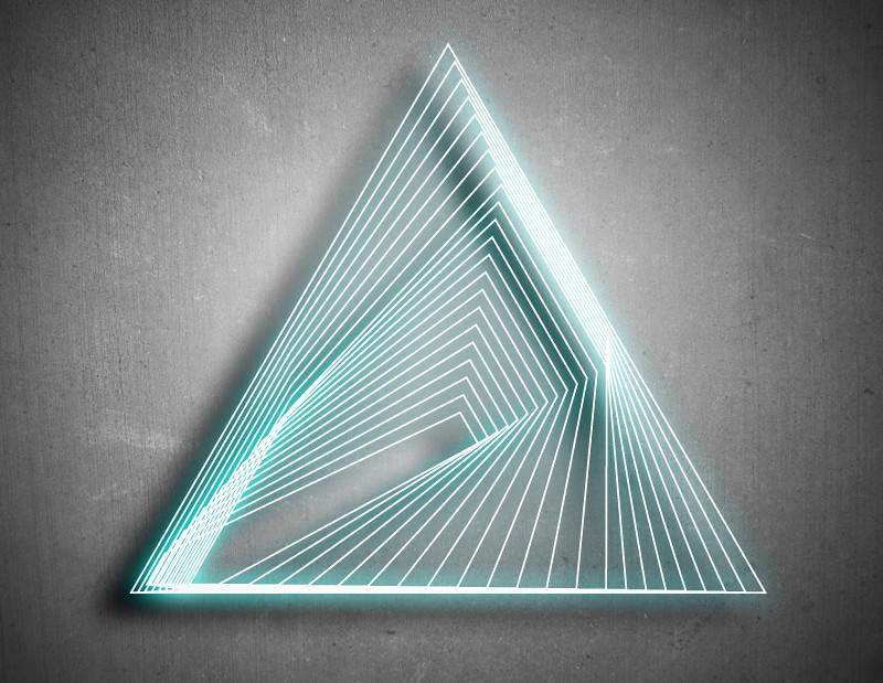 light triangle