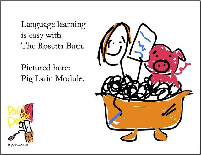 The Rosetta Bath
