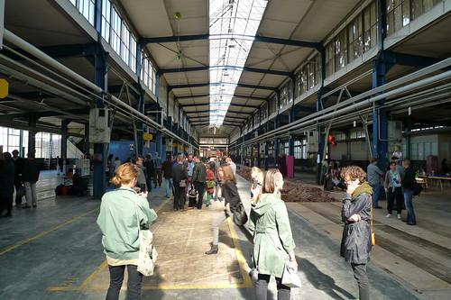 Kunsthallen Neue Welten Offenbach Eröffnung Mai 2012
