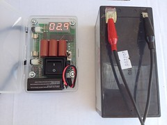Test Batteries for Sulfation Using Da Pimp by mikeysklar