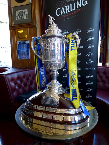 Scottish Cup by David Farrer