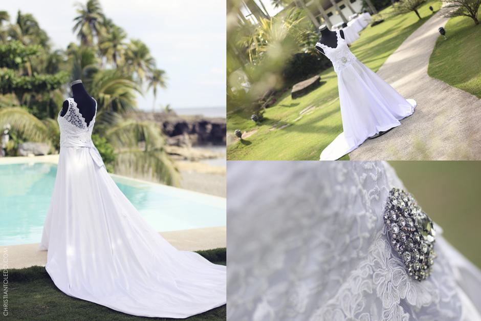 Kuting Reef Resort Wedding, Cebu Wedding Photography