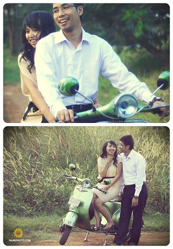 Foto Prewedding - Dika and Firman