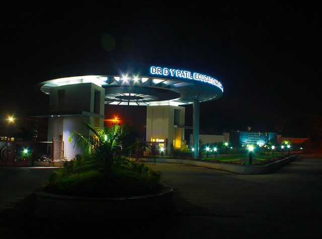 Dr. D Y Patil Education Complex, Akurdi, Pune