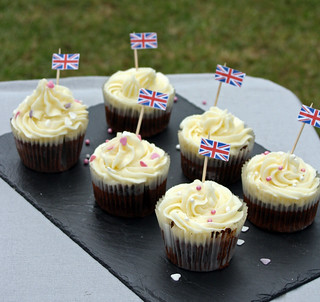 Jubilee Cupcakes